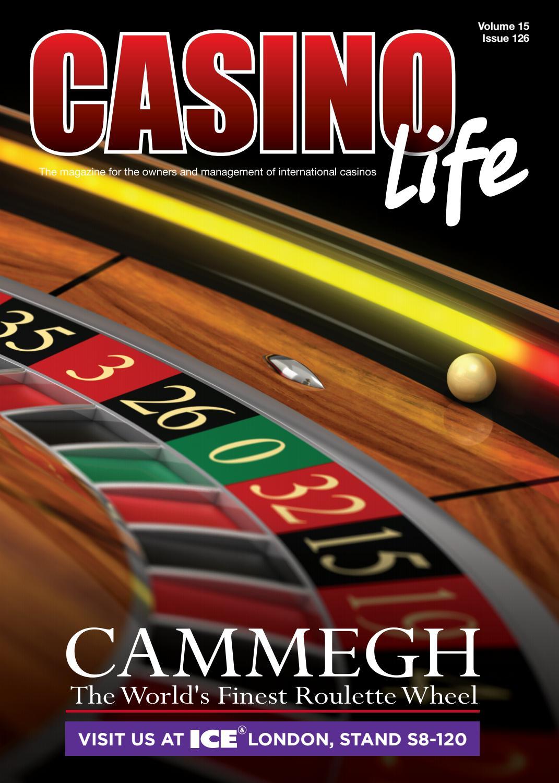 Casino Life Issue 127 Volume 15 by Casino Life Magazine