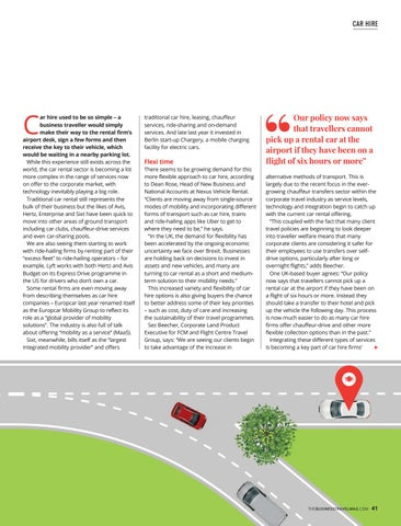 Page 41 of Car Hire Innovation
