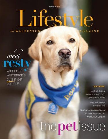 Warrenton Lifestyle Magazine February 2019 By Piedmont Publishing Group Issuu