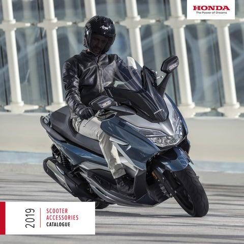 Honda Originalt Utstyr Scooter 2019 By Honda Norge As Kellox