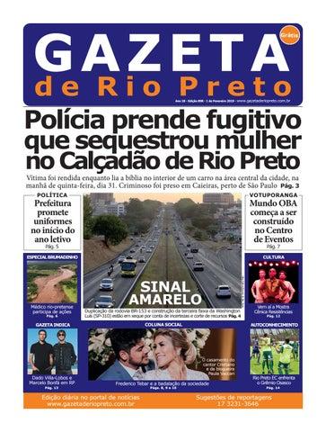 Gazeta de Rio Preto - 01 02 2019 by Social Light - issuu 8e17d33e35a