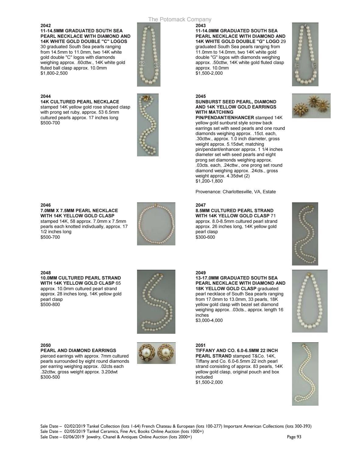 4e009e09b Potomack Co. Feb. 2, 5, 6 Auctions Catalogue by The Potomack Company ...