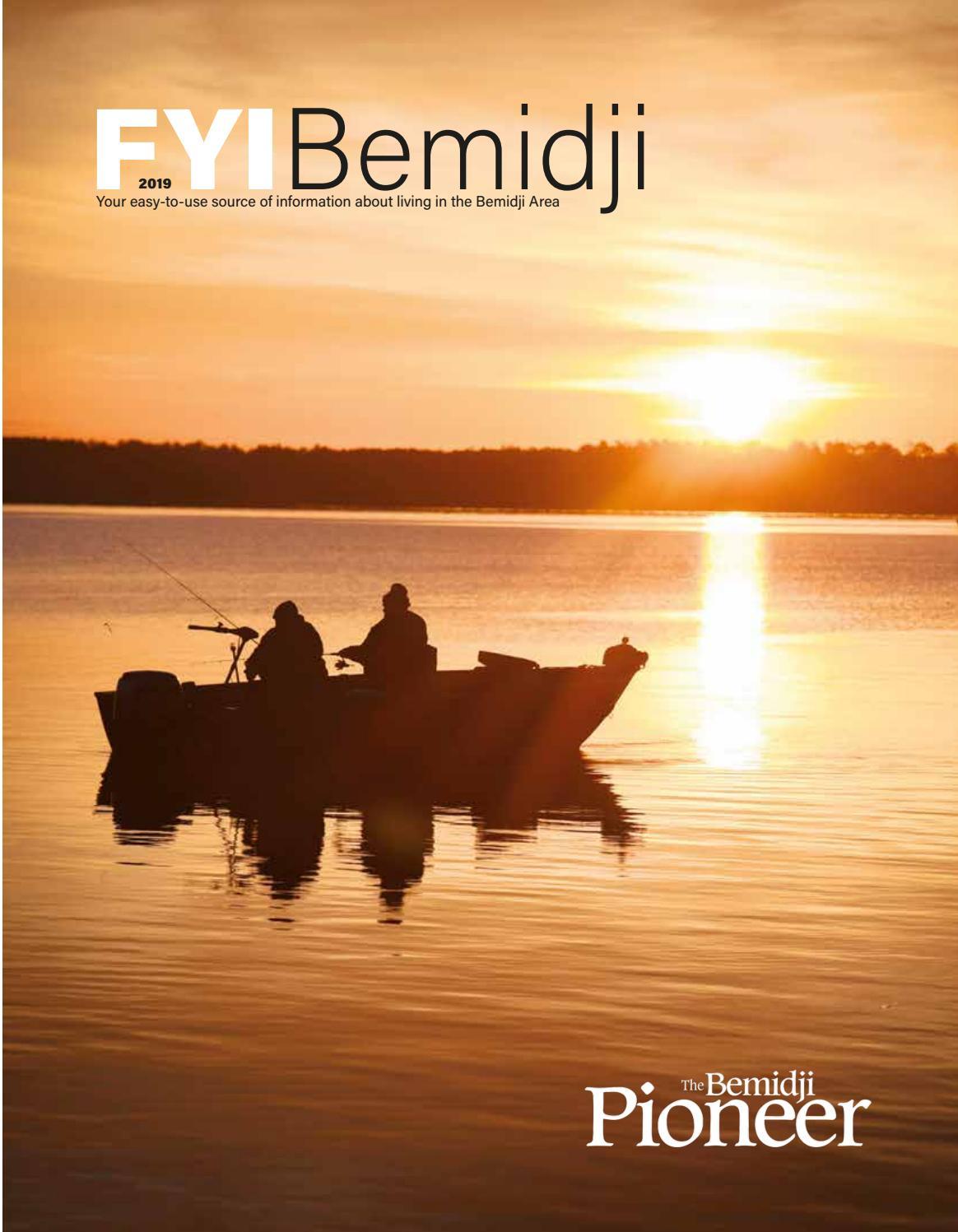 FYI Magazine by Bemidji Pioneer - issuu