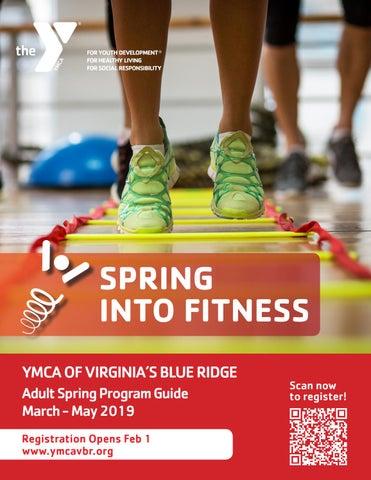 Spring 2019 Adult Program Guide by YMCA of Virginia's Blue Ridge - issuu