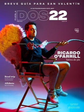 6cd7a41cad11 Puebla Dos22 Edición No. 89 - febrero 2019 by Revista PueblaDos22 ...