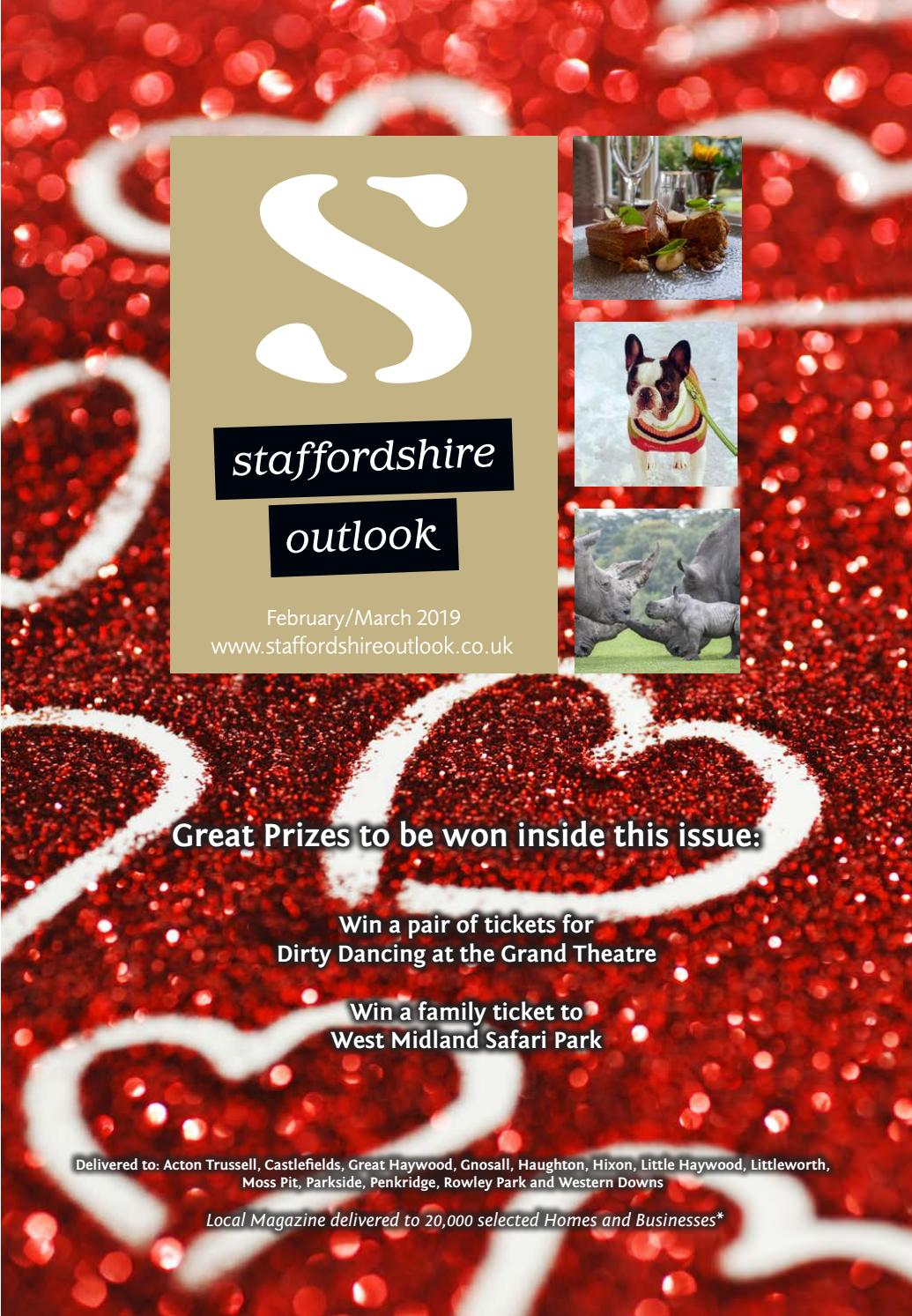 Staffordshire Outlook Magazine by Staffordshire Outlook - issuu