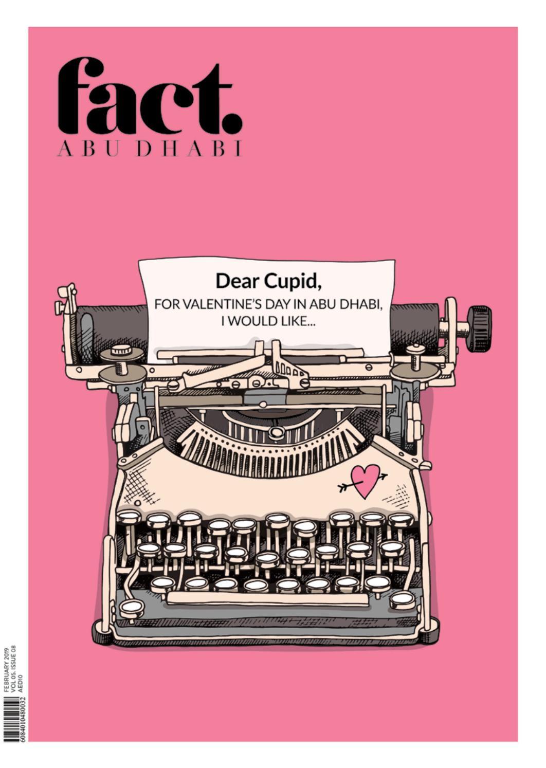 8fcc99e8937 FACT Abu Dhabi February 2019 by Fact Magazine - issuu