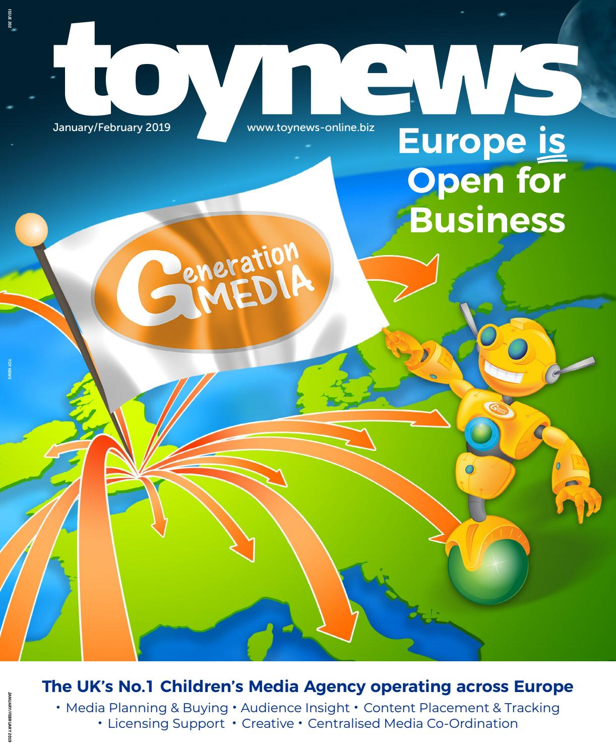 Toynews Januaryfebruary 2019 By Biz Media Ltd Issuu - roblox tower battles towers tier list community rank