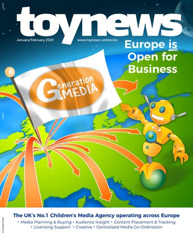 87889f600 ToyNews January/February 2019 by Biz Media Ltd - issuu