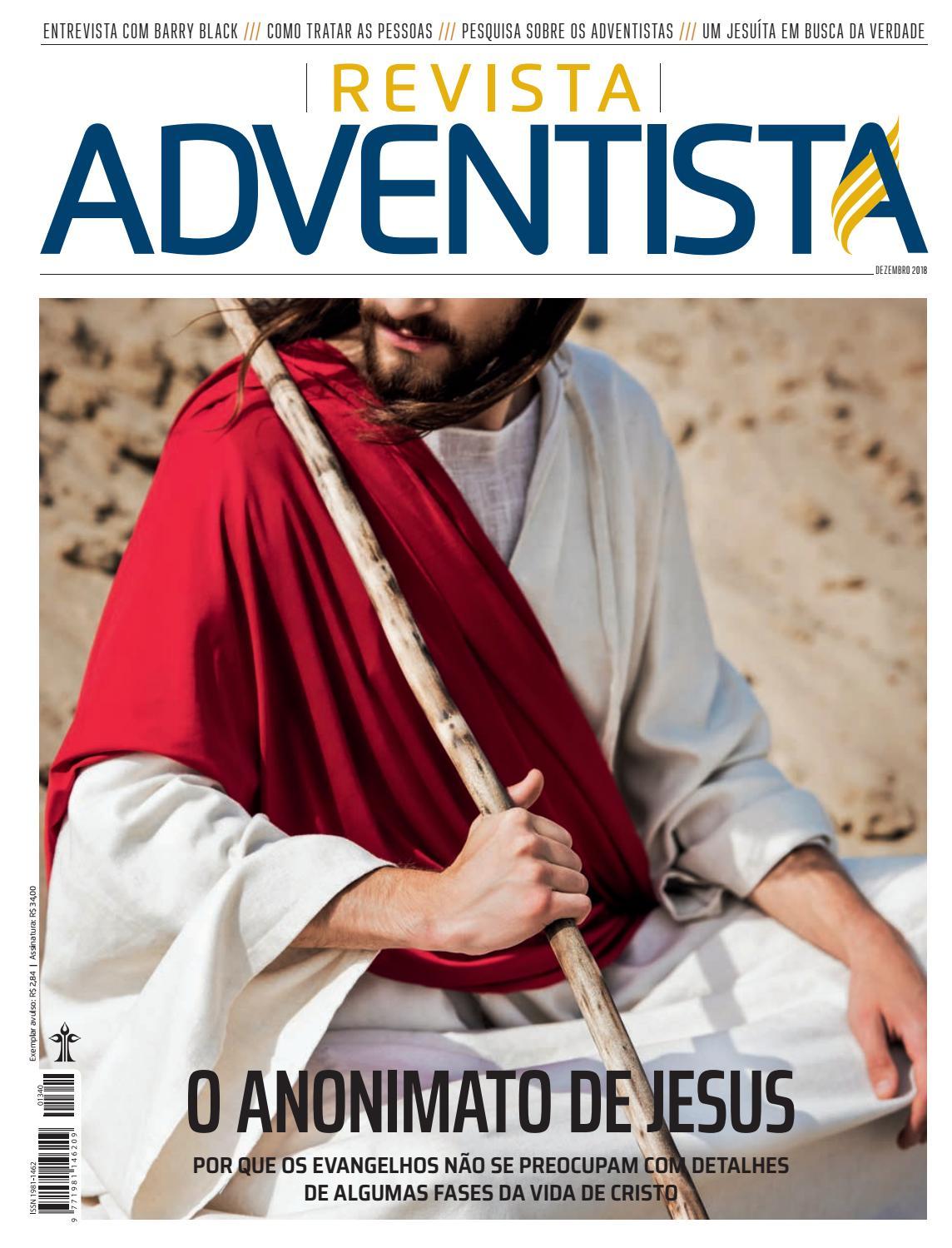 c7440241d AW Portuguese - December 2018 by Adventist World Magazine - issuu