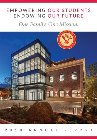 Chaminade High School 2018 Annual Report by Chaminade High School
