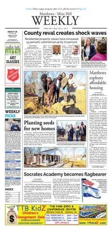 Matthews Mint Hill Weekly Feb 1 2019 By Carolina Weekly Issuu