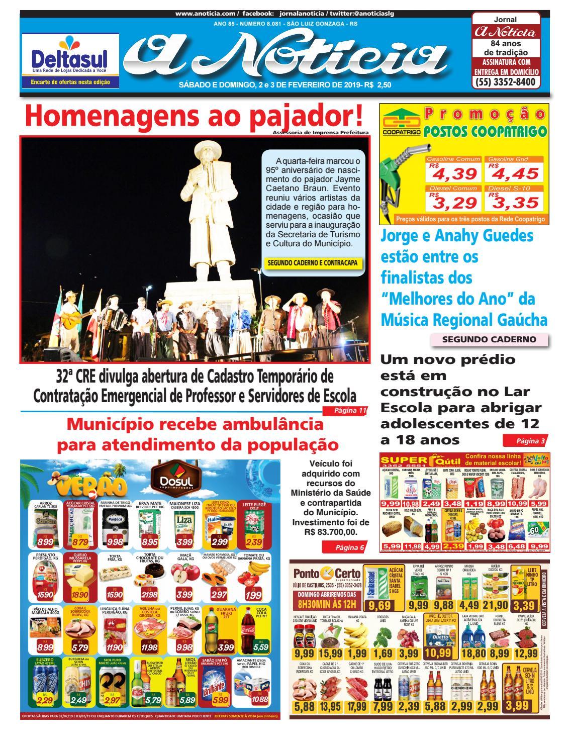 Edição do dia 02 e 03 by Jornal A Notícia - issuu e69ecba7c7125
