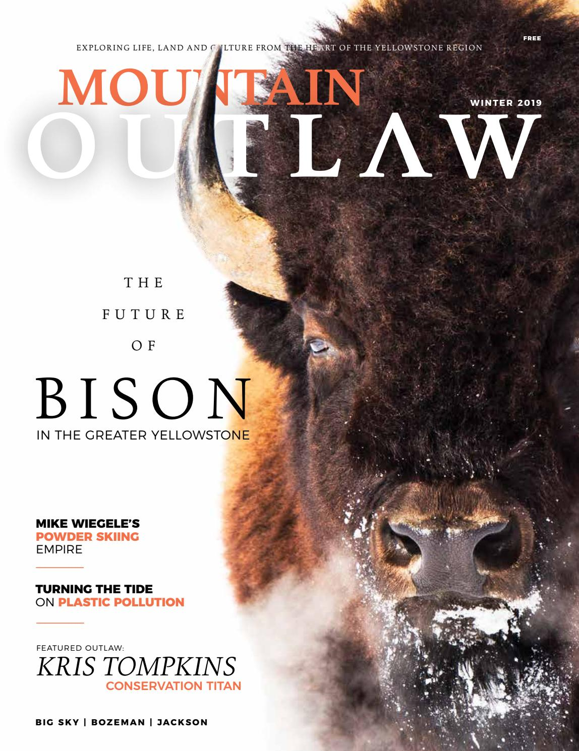2019 Winter Mountain Outlaw by Outlaw Partners - issuu