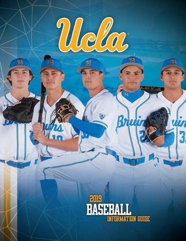2019 UCLA Baseball Info Guide by UCLA Athletics - issuu