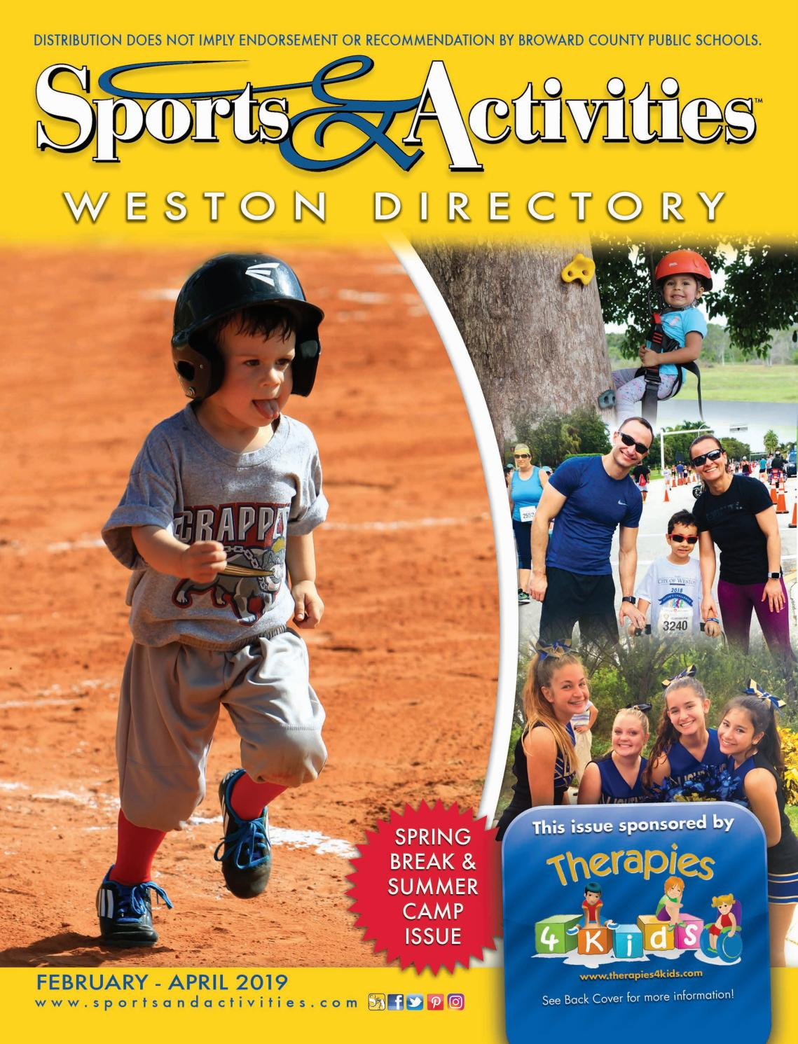 Weston Sports Activities Directory By Sports Activities Directory Issuu