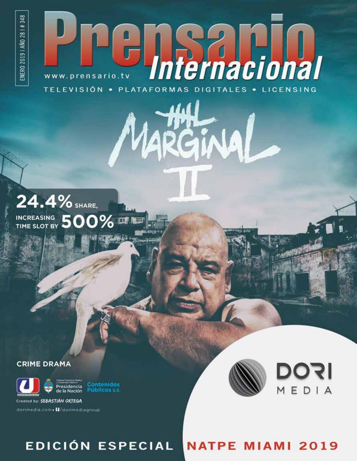 Prensario Internacional Edicion Especial Natpe 2019 By Prensario Issuu
