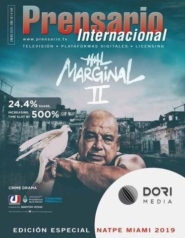 57d25d929662c Prensario Internacional Edición Especial Natpe 2019 by Prensario - issuu