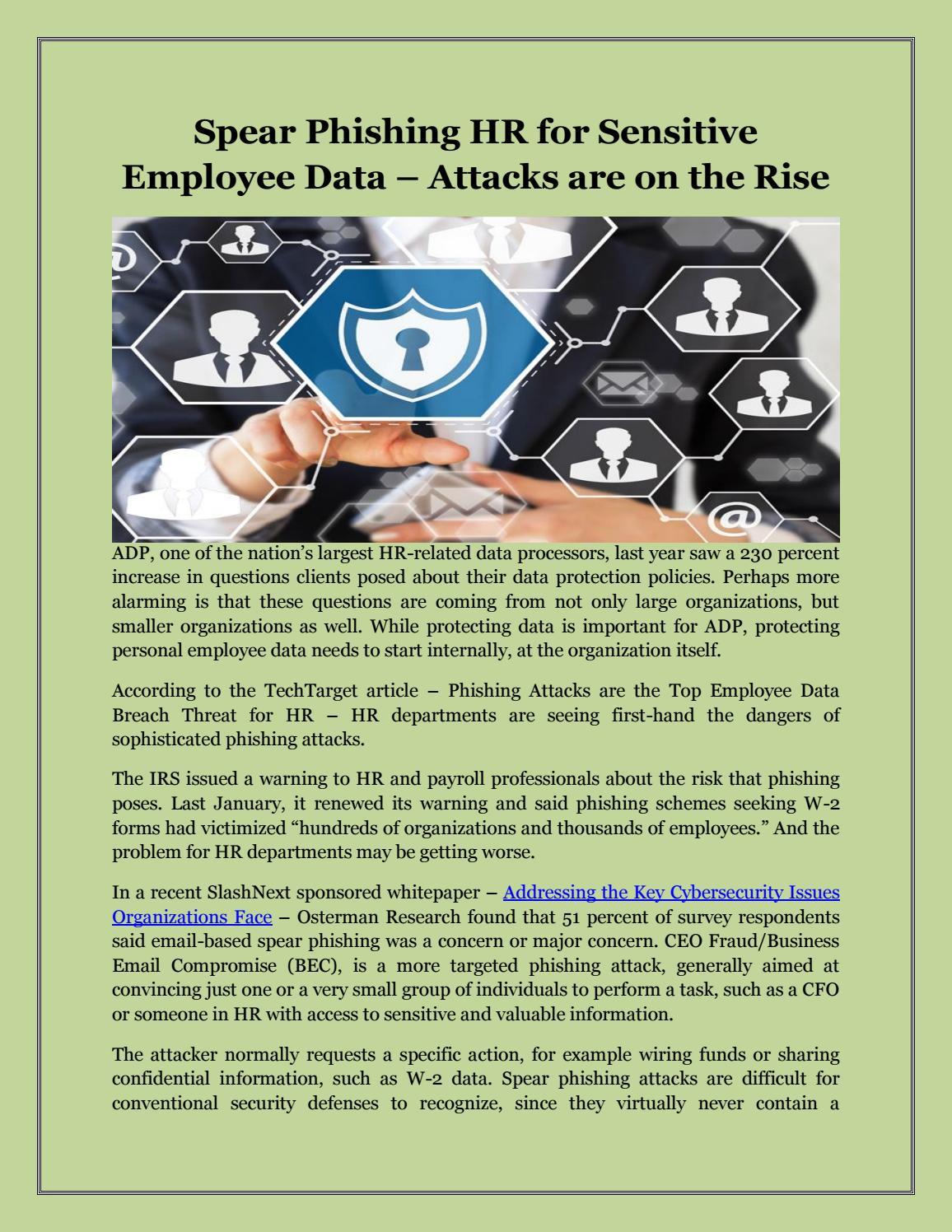 zero-hour phishing threats by Ron Poul - issuu
