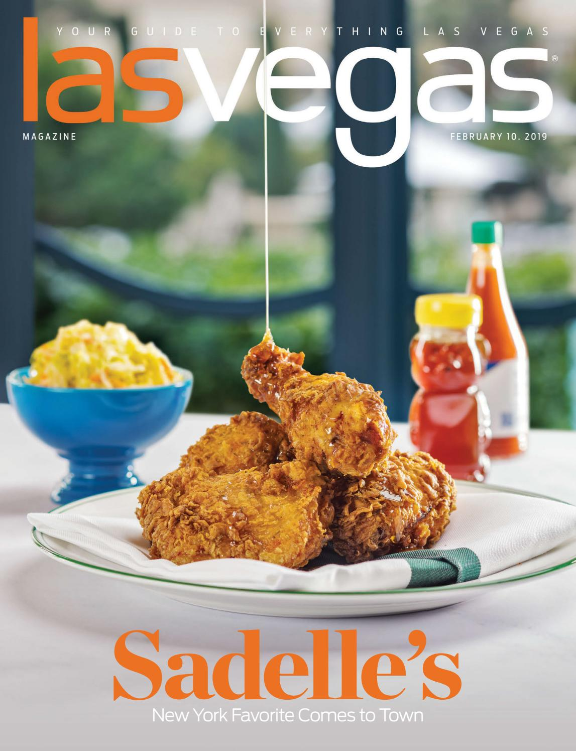 2019-02-10 - Las Vegas Magazine by Greenspun Media Group - issuu