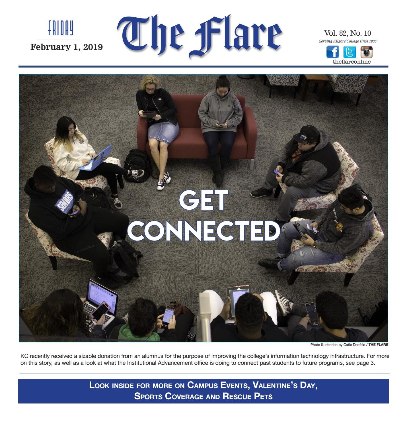 6a1ab7fd92 The Flare, Issue 10 2-1-19 by The Flare - issuu