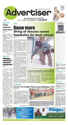 TCA 2-2-9 by Tuscola County Advertiser - issuu