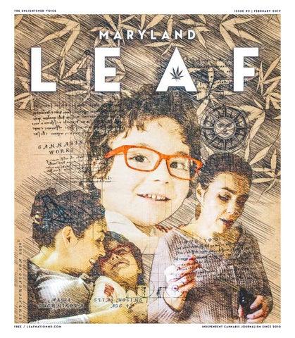 Feb  2019 - Maryland Leaf by Northwest Leaf / Oregon Leaf / Alaska