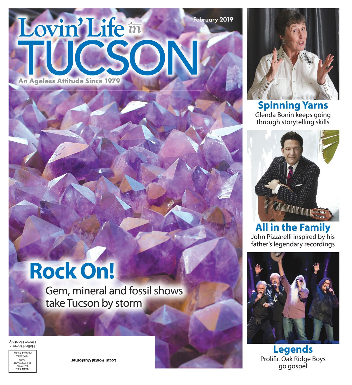 Lovin Life After 50: TucsonFebruary 2019 by Times Media