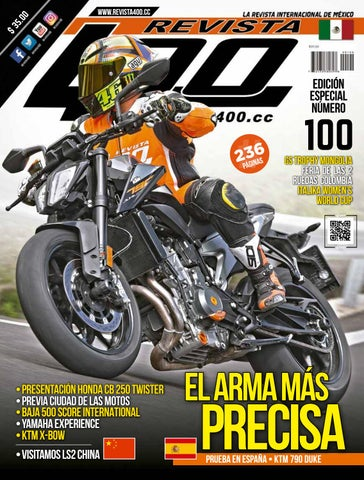 c743ddd941a Revista 400 edición 100 by Revista 400 - issuu