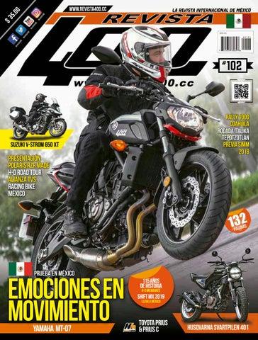 68097a33 Revista 400 edición 102 by Revista 400 - issuu