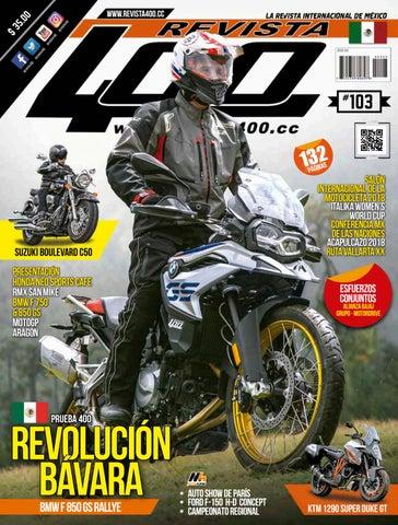 d11a0452dec Revista 400 edición 103 by Revista 400 - issuu