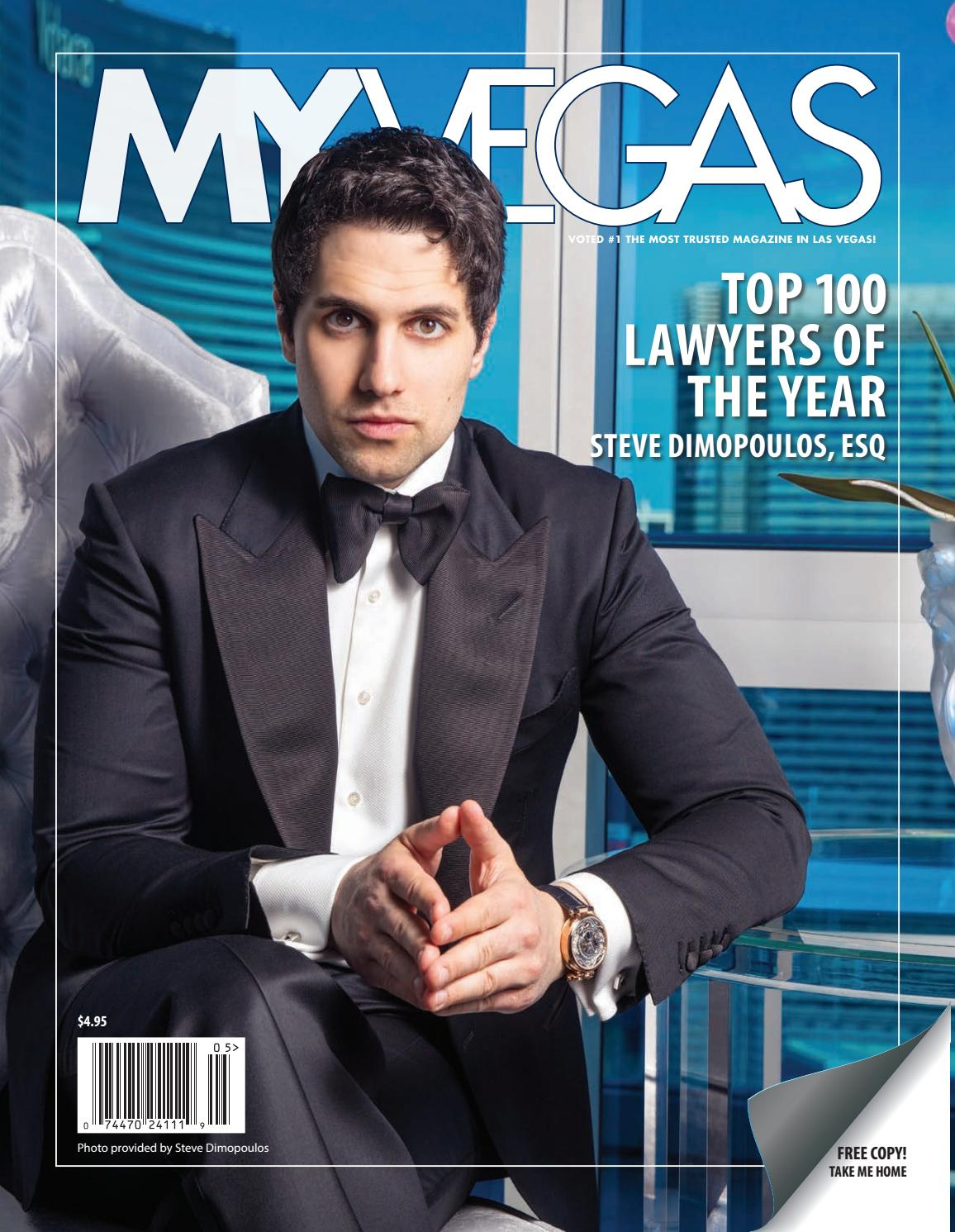 1a1065806c0 Winter 2018 2019 - Steve Dimopoulos by MyVegas Mag - issuu
