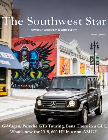 Southwest Star Magazine 2018 1st Edition by Marcus Fitzhugh - issuu