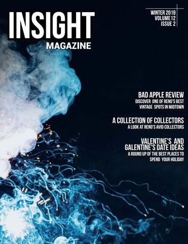 Winter Melancholy Creeps In This Petty >> Winter Issue 2019 By Insight Magazine Issuu