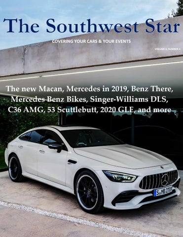 Southwest Star Magazine 2018 4th Edition