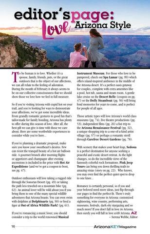 Page 16 of Love: Arizona Style