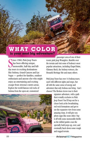 Page 22 of What Color is Your Next Adventure?