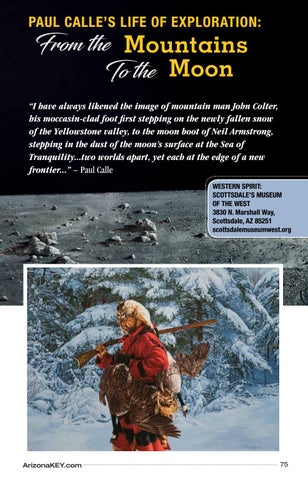 Page 75 of Paul Calle's Life of Exploration: From the Mountains to the Moon