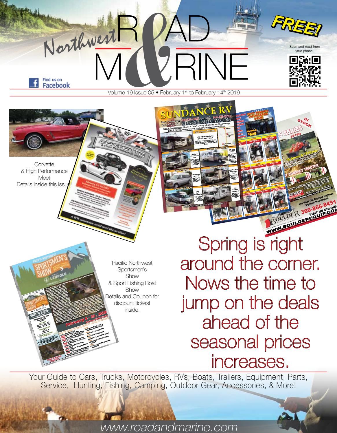 Road and Marine Magazine Vol 19 #05 by Road & Marine Magazine - issuu