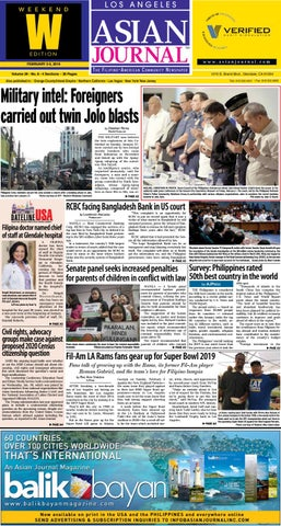 020219 - Los Angeles Weekend Edition by Asian Journal Publications ... a4683b1e7