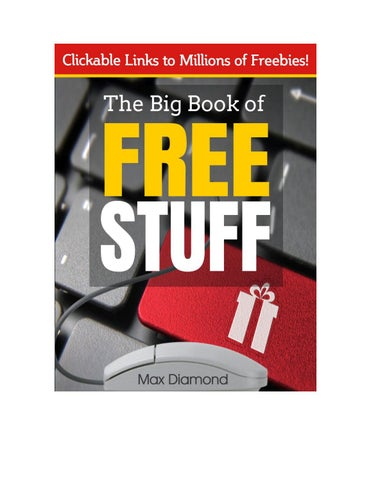 The Big Book of Free Stuff