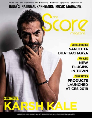The Score Magazine February 2019 issue! by The Score Magazine - issuu