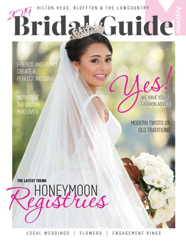 9f1386106071c The 2019 Bridal Guide by Hilton Head Monthly - issuu