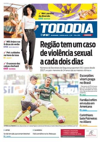Jornal TodoDia - Edição 03 02 by Jornal TodoDia - issuu 3683f682cf083