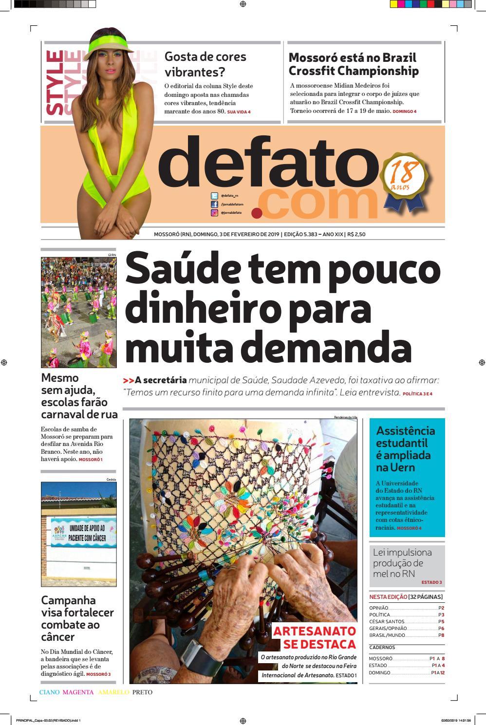 Jornal de Fato by Jornal de Fato - issuu 165d548a33