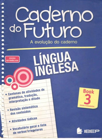ENGLISH BOOK by Luiza Almeida - issuu
