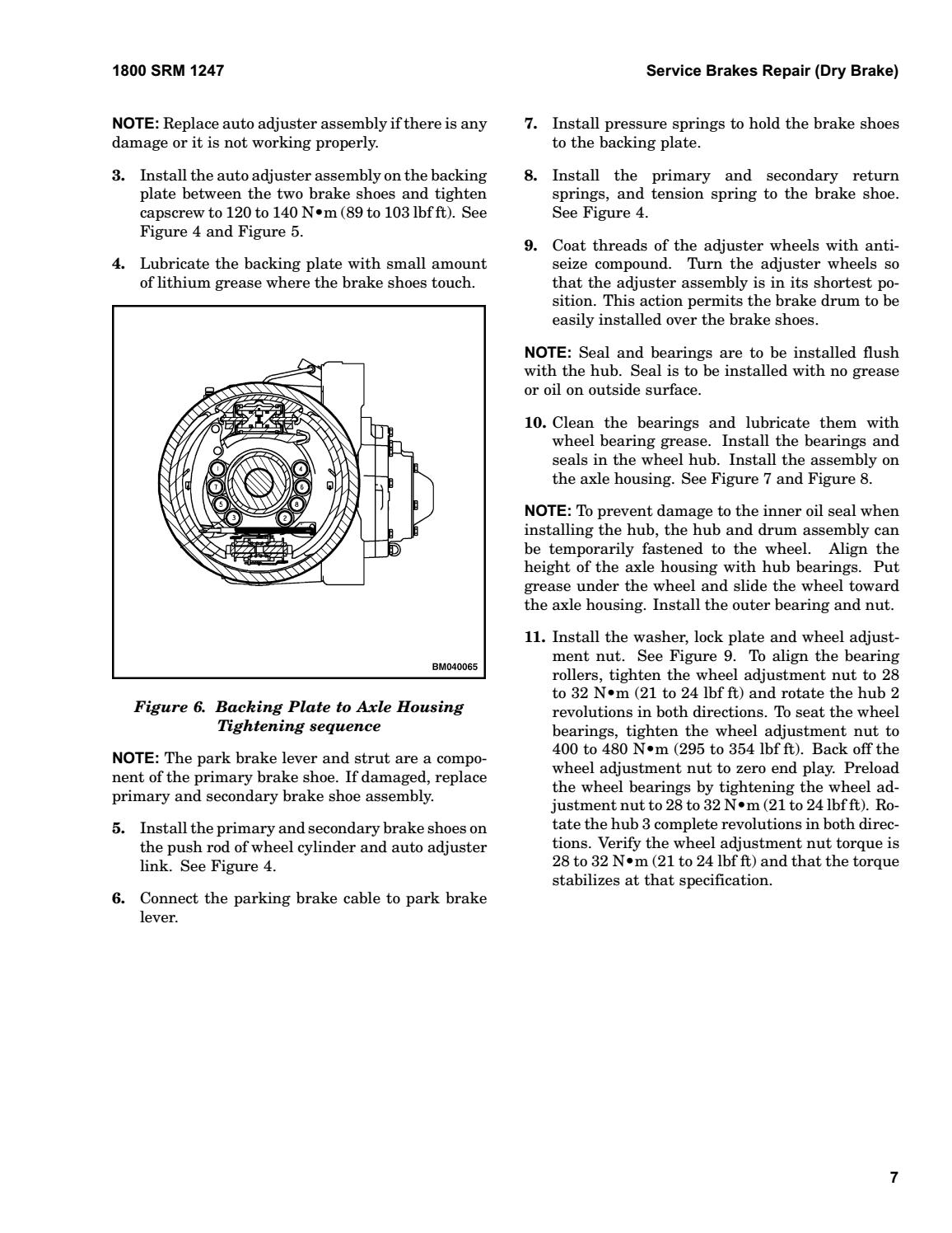 Hyster (P005) H90FT Forklift Service Repair Manual by