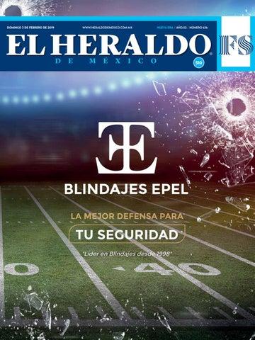 3 de febrero 2019 by El Heraldo de México - issuu 4e886601ac9
