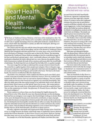 Page 19 of Heart Health and Mental Health Go Hand in Hand