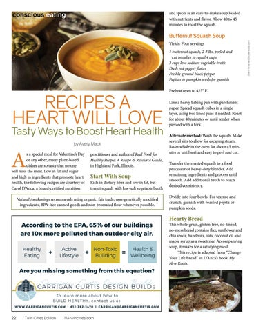Page 22 of More Recipes Your Heart Will Love